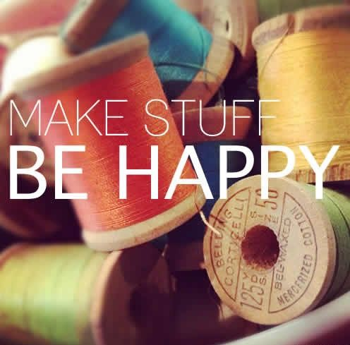 make stuf be happy