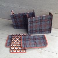 Een nieuw tassenpatroon + Give away