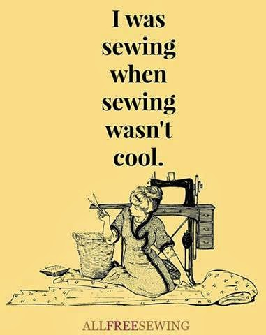 sewing cool